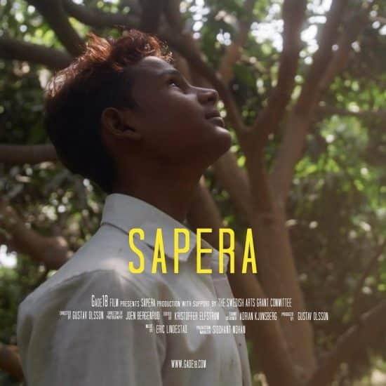 Sapera Documentary by Gustav Olsson. Production company Gade18