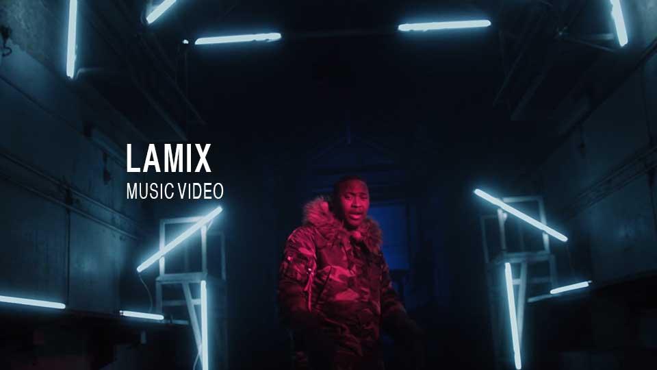 Musikvideo Lamix - Ankare av produktionsbolag stockholm. Regissör Gustav Hugo Olsson