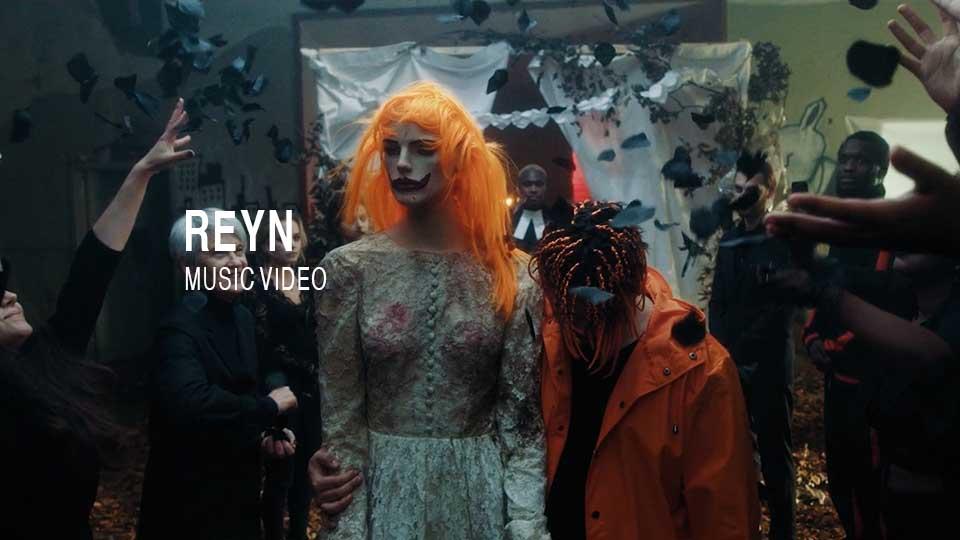 Musikvideo till Reyn Cartier av produktionsbolag Gade18