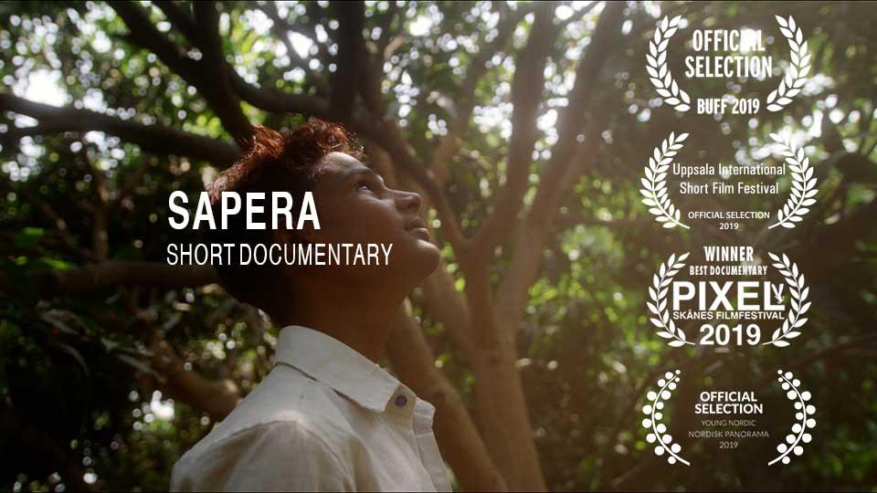 Sapera kortdokumentär av Gustav Hugo Olsson. Produktionsbolag Gade18.