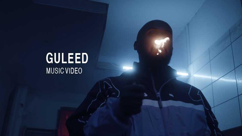Musikvideo för Guleed av produktionsbolag Malmö samt filmare Malmö